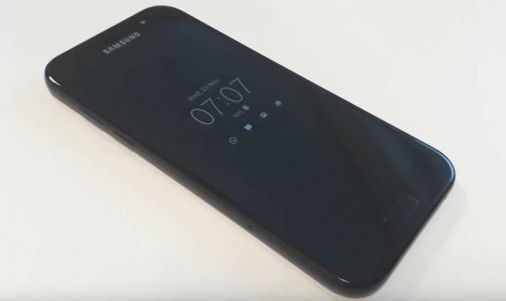 Bocoran Galaxy A5 2017