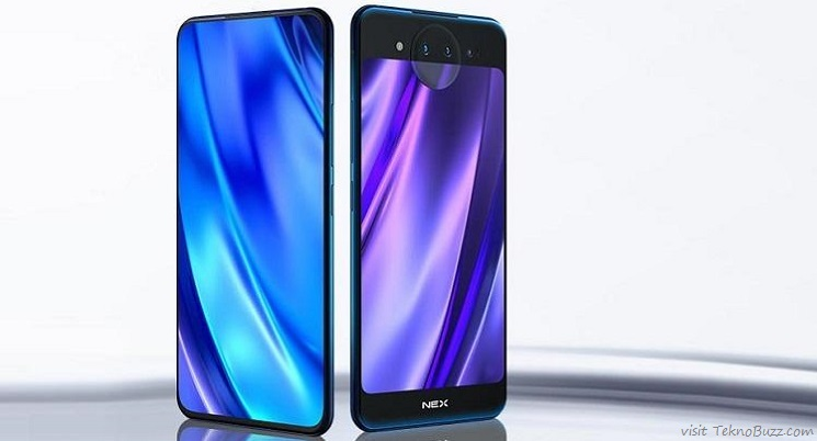 Harga Vivo NEX Dual Display
