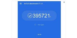 Score Benchmark AnTuTu Snapdragon 855 pada Sony Xperia XZ4