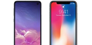 Bocoran Samsung Galaxy S10E Lite termurah vs iPhone X